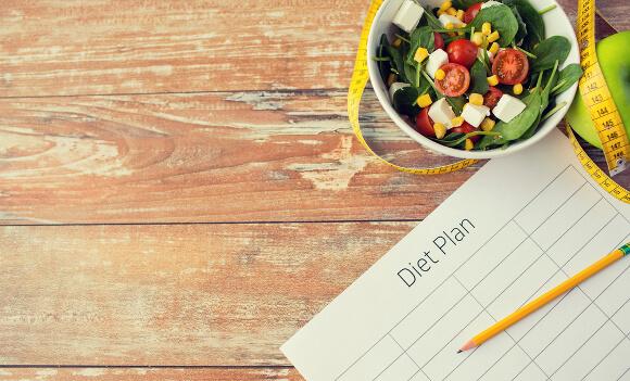 摂取カロリーとダイエットのペース
