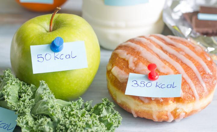 摂取カロリーとダイエット