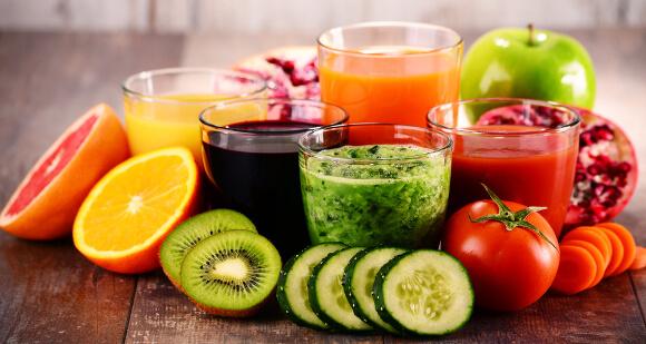 野菜ジュースのカロリー