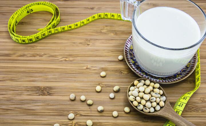 豆乳のダイエット効果はウソ!?痩せる豆乳の飲み方!