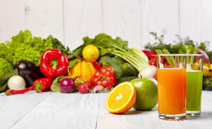 野菜ジュースのダイエット効果