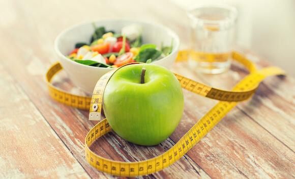 食事の目安を設定するダイエット