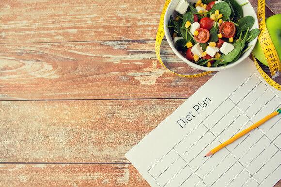 基礎代謝量を上げないダイエット