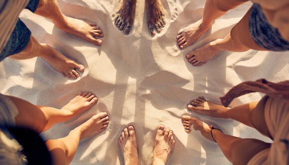 足のむくみとダイエット方法