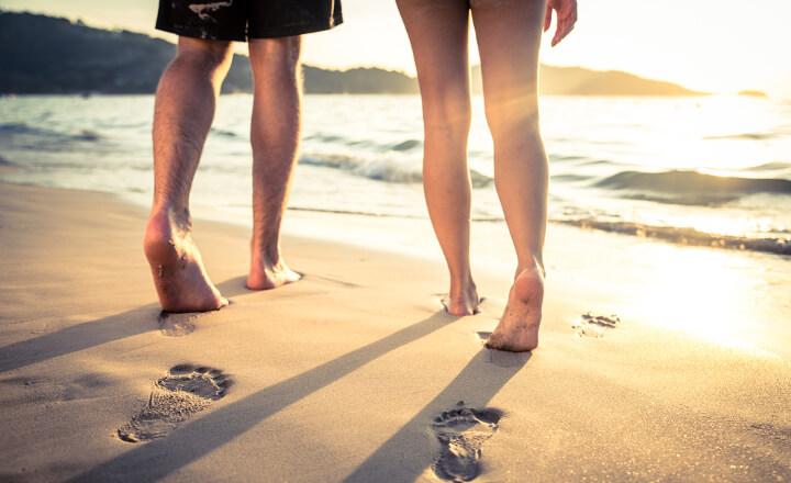 足のむくみを解消して、キレイな脚を作る方法!