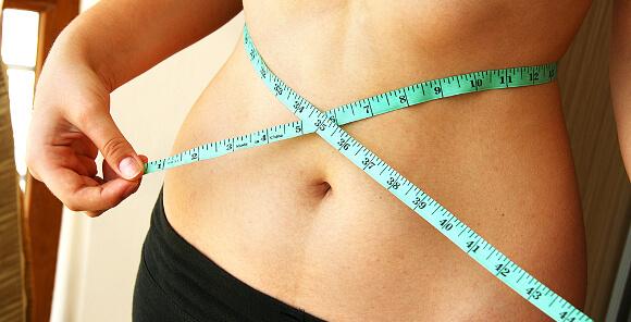 体脂肪が増えるペース