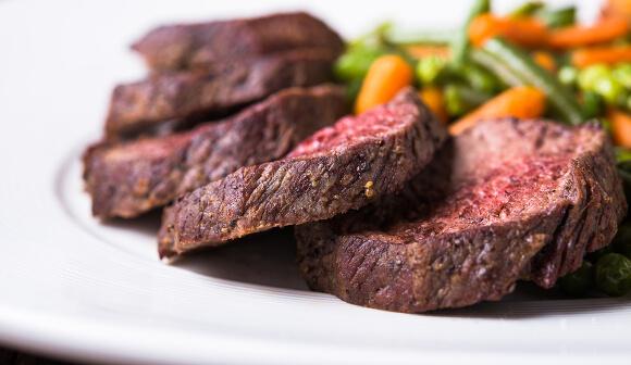 高タンパク質の肉