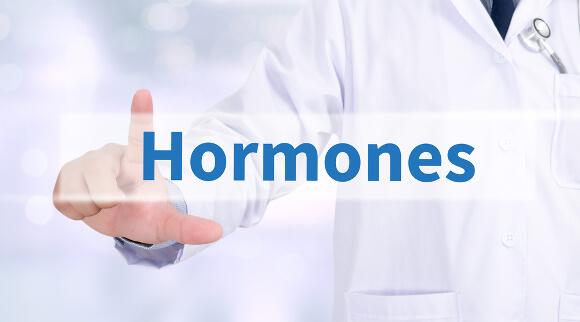 ホルモンバランスの変化
