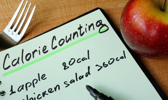 摂取カロリーの計算