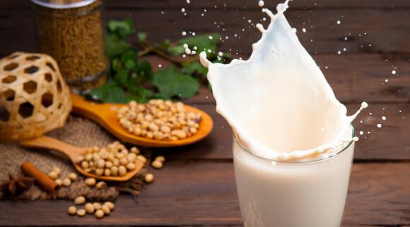 豆乳の飲み方