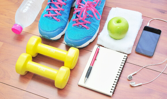 運動の取り入れ方