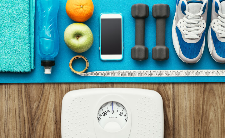 体重の使い方