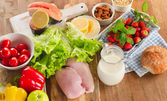 食事で基礎代謝を上げる