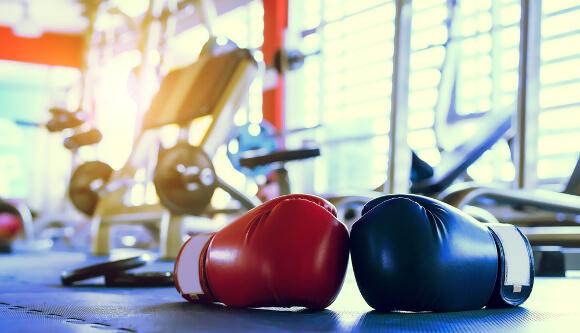 キックボクシングのアプローチ