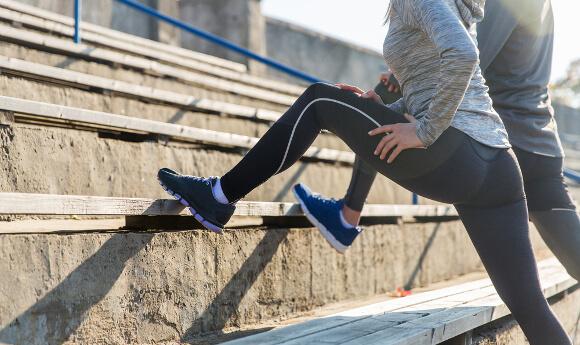 有酸素運動で下半身痩せ