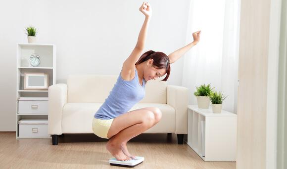 生理と体重の増加