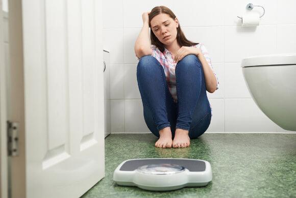 基礎代謝が下がって痩せない