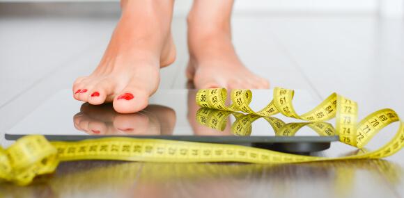 生理後に痩せる理由
