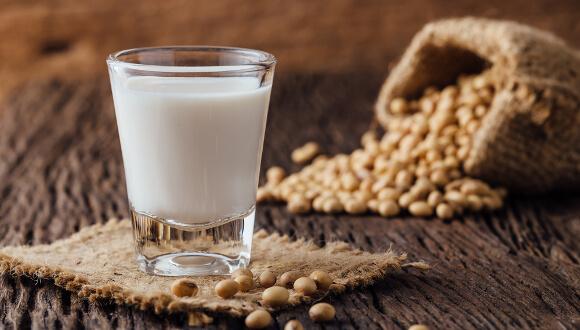 生理と豆乳