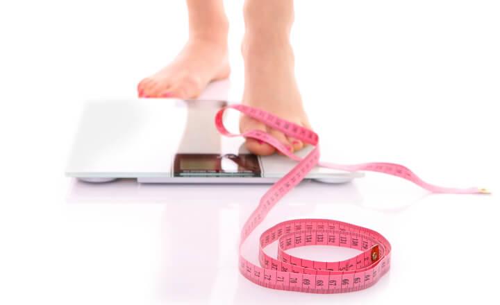 女性男性の適正体重・計算・身長別一覧&体重の落とし方!