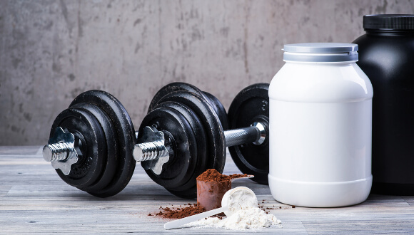 筋肉とタンパク質の摂り方