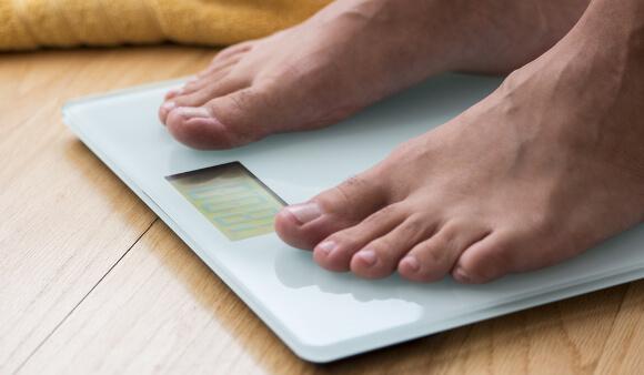 ダイエットと体重の動き