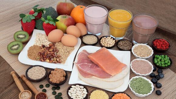 動物性・植物性タンパク質