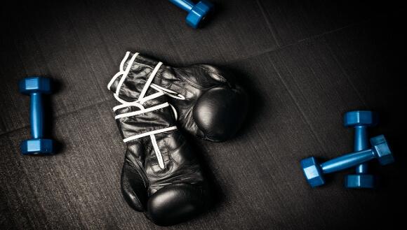 キックボクシングと他の運動の比較