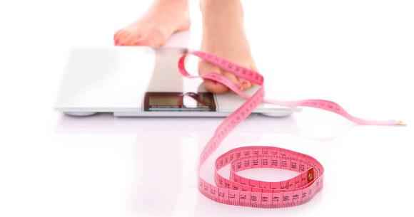 生理と体重の変動