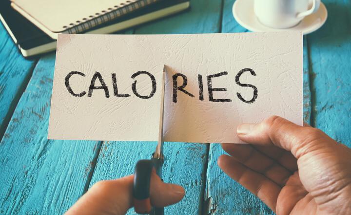 体を変えるカロリーコントロール