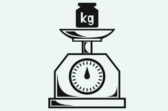デッドリフトの平均重量