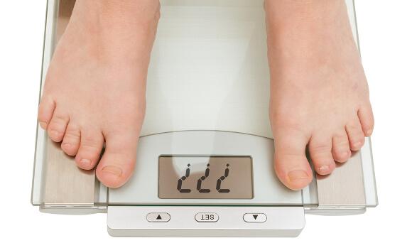 体重の錯覚によるリバウンド