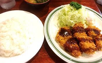 ダイエット成功者の食事2